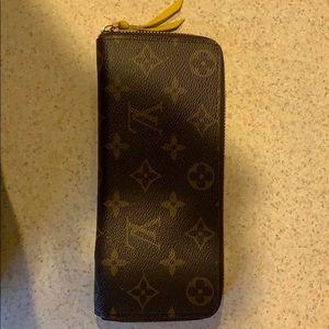 Louis Vuitton Clemence Wallet Jonquille 💛 *RARE*